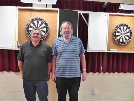 Waimate Town & Country Club Christmas Pairs Winners