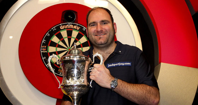 Scott Waites WDF World Champion